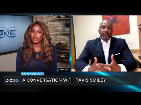 Journalist Tavis Smiley Launched First and Only Black Talk Radio Station