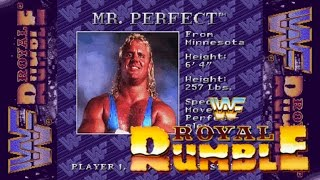 WWF Royal Rumble - All Themes (SNES)