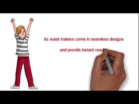 bd35b59736 Magic Fit Waist Trainer - YouTube