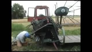 11 POLSKIE ROLNICTWO Polskie maszyny rolnicze z okresu PRL u