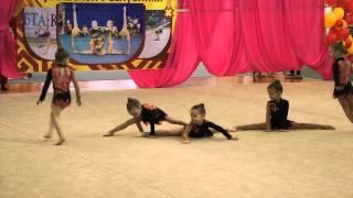 Художественная гимнастика.  Ника-2. Чебоксары. 24.11.2012