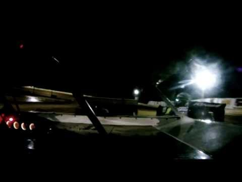 Randy Wynett | Jackson County Speedway | In-Car Heat Race 06.15.2013