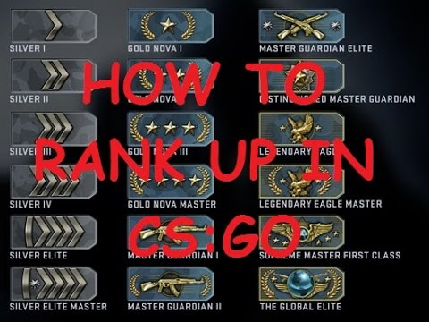Cs go competitive matchmaking system
