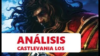 Vídeo análisis / review Castlevania: Lords of Shadow - PS3/X360
