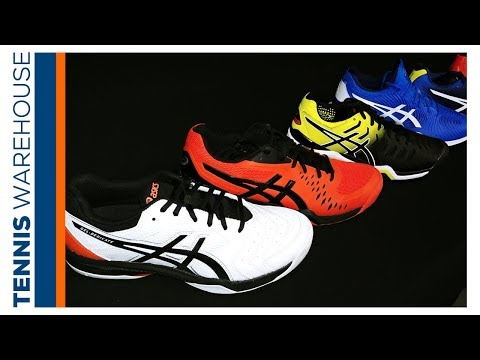 Find The Best Asics Tennis Shoes For YOU! 💥