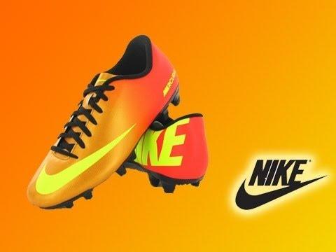 Nike Naranjas Mercurial