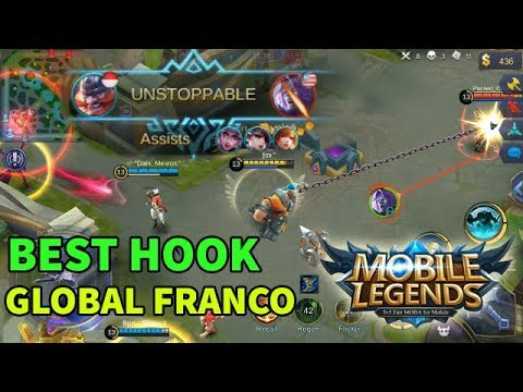 Unstopable Franco, Hook Top Global Bikin Musuh Panas Dingin