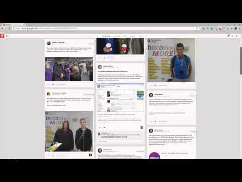 Teacher Tips: Using Hangouts and Google +...