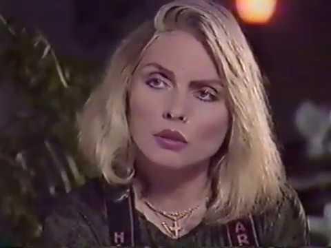 Debbie Harry Chris Stein interview Canadian TV