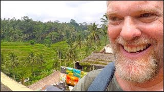 Visiting the Tegalalang Rice Terrace with Street Ride in Bali