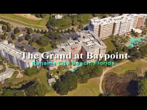 Waterfront Condo at The Grand at Baypoint - Panama City Beach, Florida Real Estate For Sale