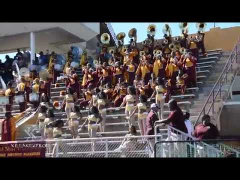 Central State University Marching Band - Neck - 2015
