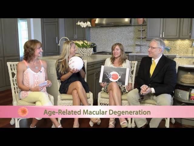 """IN THE NEWS: Dr. Peter Liggett Featured on WHHI-TV's """"Girl Talk"""""""