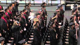 WF 2015 Graduation Ceremony - College of Arts and Sciences + Kelce College of Business