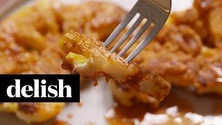 How To Make Chicken Fried Cauliflower  Delish