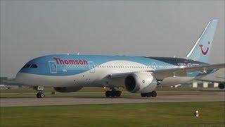 Thomson Boeing 787 Dreamliner