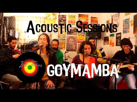 Goymamba - Reggae Life (Acoustic Sessions)