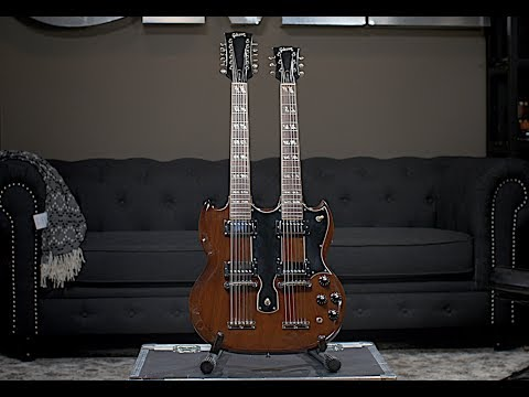 Gibson 1972 EDS-1275 w/ '60s Jimmy Page Specs | CME Vintage Guitar Demo