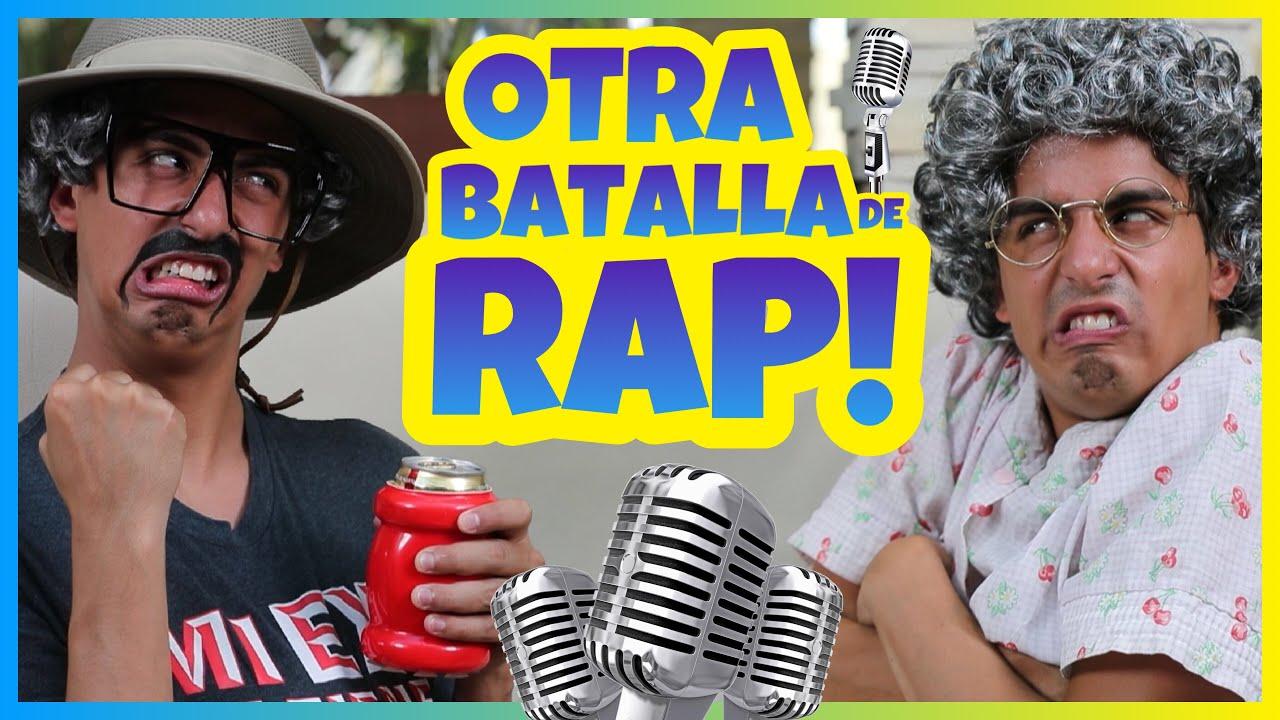 Daniel El Travieso - Otra Batalla De Rap (Güela vs. Junior)
