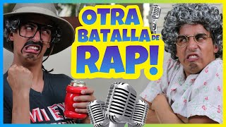 Daniel El Travieso - Otra Batalla De Rap (Güela vs. Junior)