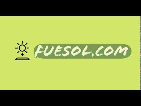 Fuesol - Shop Online Solar, Wind, Energy Saving, Batteries and Eco Friendly Products