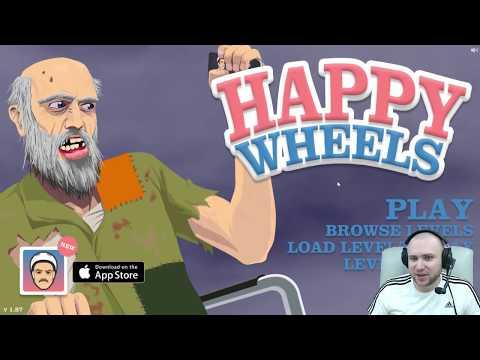 АДСКАЯ ДОРОГА В ШКОЛУ!!! - Happy Wheels 31