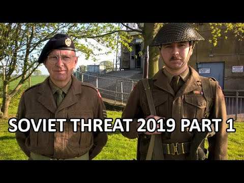 Soviet Threat, Hack Green Nuclear Bunker 2019 Part 1 - Show Report