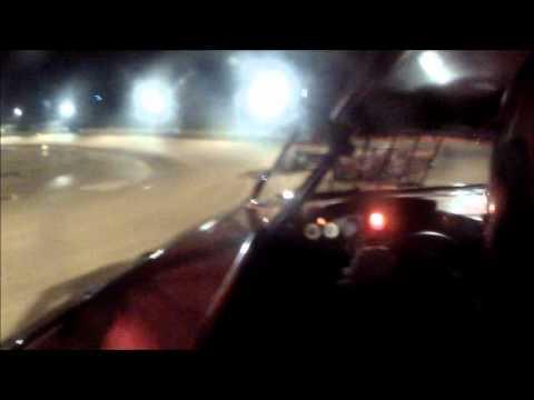 7-21-12 Derek Diden #12 - Race - Wreck - Wartburg Speedway - Full Video