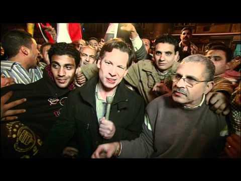 NBC News Correspondent Richard Engel