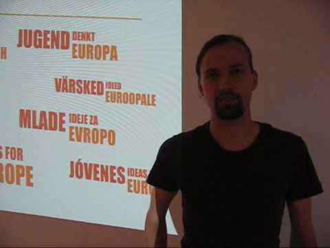 Young Ideas for Europe Slovenia Partner Greeting - YouTube