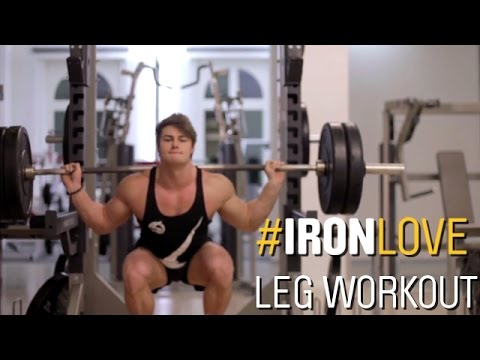 Sergi Constance and Alon Gabbay - Triceps/Biceps Workout #BeLEGENDиз YouTube · Длительность: 15 мин33 с