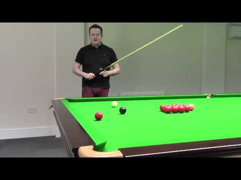 Shaun Murphy: Pre-shot routine