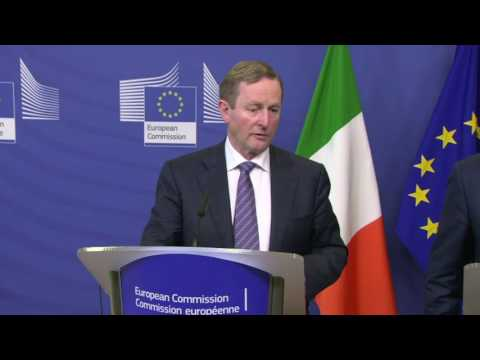 #Brexit: 'Ireland will be sitting on the EU27 side of the negotiating table'