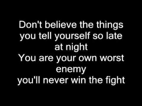Ingrid Michaelson - Parachute with lyrics