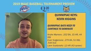 Preview: 2019 MAAC Baseball Tournament