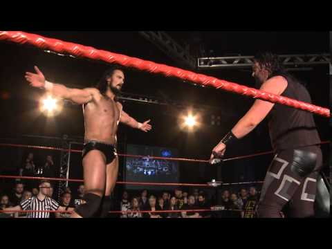 Sabu lays out Jack Jester in Birmingham and takes the ICW World Title