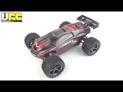 traxxas-mini-e-revo-vxl-1/16th-scale-brushless-rtr-review
