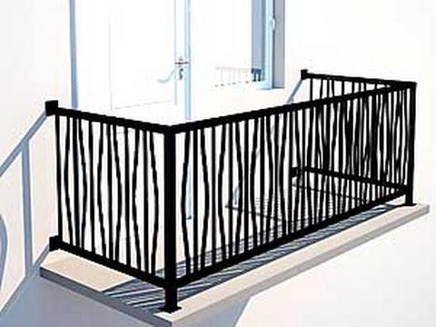 Построить, пристроить балкон – подвесной балкон