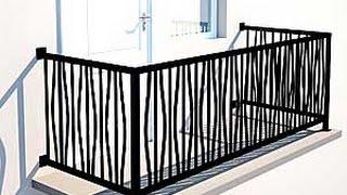 Построить, пристроить балкон – подвесной балкон(, 2015-07-29T08:42:42.000Z)