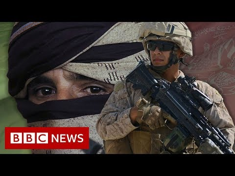 US-Taliban peace talks explained - BBC News