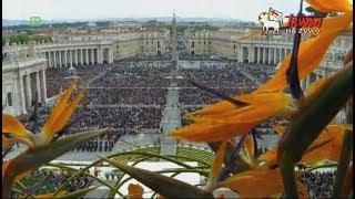 Msza św. pod przewodnictwem Papieża Franciszka w uroczystość Zmartwychwstania Pańskiego