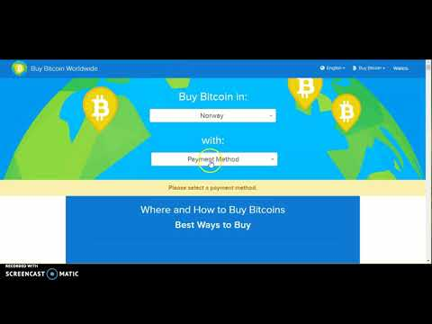 Buying Bitcoin In Norway
