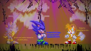 Sonic.exe The Spirits Of Hell All The Easter Eggs