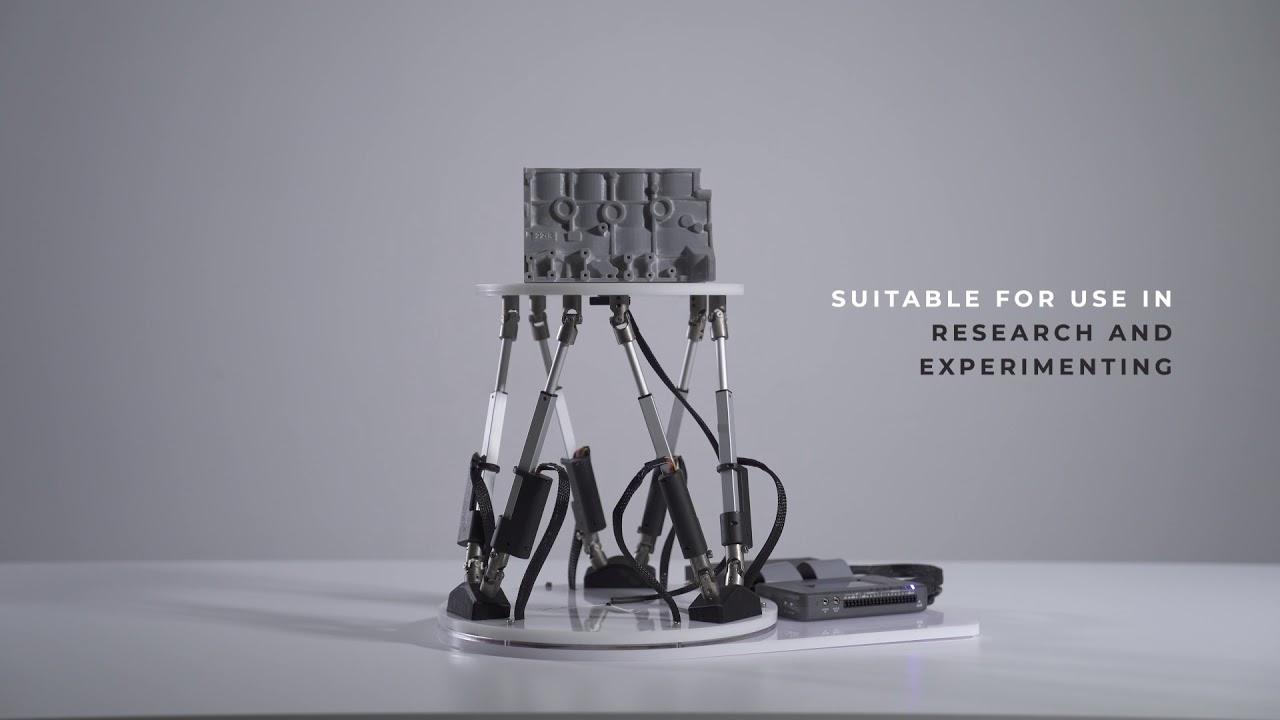 Stewart Platform - Acrome Robotics