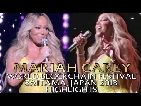 Mariah Carey Live At