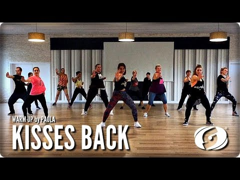 KISSES BACK - Salsation® Warm Up by Paola