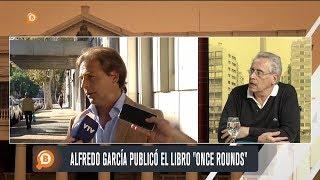 "Alfredo García presenta su libro ""Once rounds"" sobre Luis Lacalle Pou"