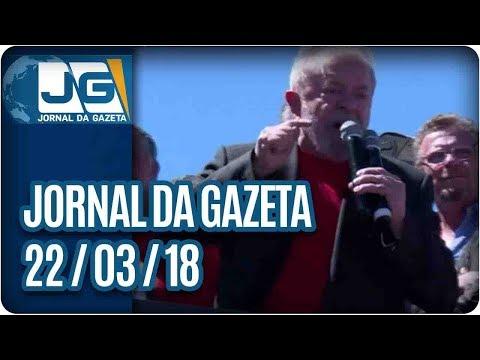 Jornal da Gazeta - 22/03/2018