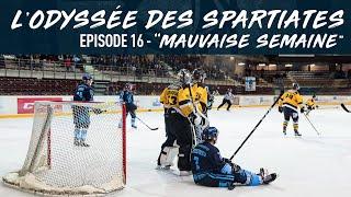 L'Odyssée des Spartiates - Episode 16 (Saison 1) - Mauvaise semaine