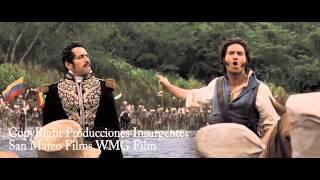 Simon Bolivar's great speech of freedom